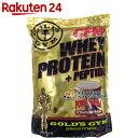 ゴールドジム ホエイプロテイン ダブルチョコレート風味 2kg【楽天24】[ゴールドジム ホエイプロテイン プロテイン]【イチオシ】