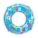 HIOKI ヒオキ キッズ きゃらふるウキワ うきわ 浮き輪 WR6180 子供用 水着 うきわ 浮き輪 男の子 女の子 海 水遊び プール スイミング 安全