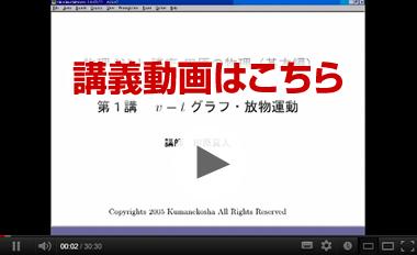 「田原の物理」講義動画はこちら