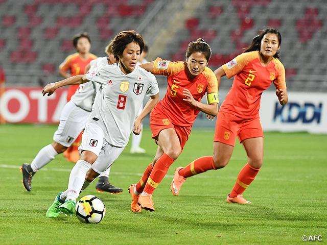 AFC女子アジアカップ ヨルダン 2...