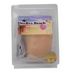 NUBRA BEACH  水着専用ヌーブラビーチ 2010 フリーサイズ ベージュ