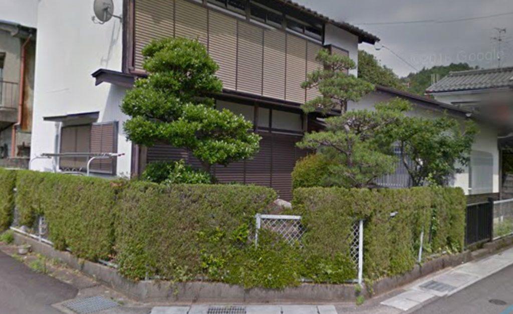 岐阜市の中古住宅の庭を撤去してほしいというご依頼