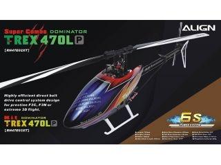 [RH47E02XW]T-REX 470LP Super Combo