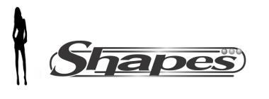 シセトレ Shapes シェイプス Shapes