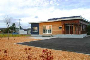 浦幌町の移住体験住宅