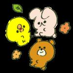 hiyoko-usagi-kuma